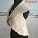 Whirlwind Circle Vest pattern
