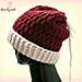 Interwoven Festive Hat pattern