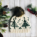 Evergreen Toque pattern