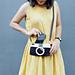 Vintage Camera Bag pattern