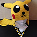 Pikachu (Inspired) Hat pattern
