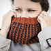 Eagle Fern Cowl pattern