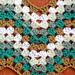 Granny Ripple Crochet Stitch Tutorial pattern