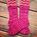 One Way Socks pattern