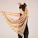 Aūgust crochet shawl pattern