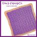 Erin's Dishcloth pattern