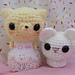 Meow Miss and Little Mousey pattern