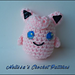Jigglypuff Ball - Pokemon pattern