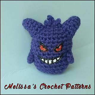 Ravelry: Pokemon: Mini Mudkip pattern by i crochet things | 320x320