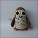 Star Wars Porg pattern