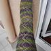 Mythological Socks pattern