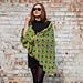 Daisy Wrap pattern