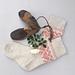 Lovehearts sokker pattern