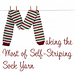 Two Pairs, One Sock Yarn Kit: A Photo Tutorial pattern