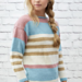 Coastal Stripes Pullover pattern