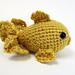Amigurumi Goldfish pattern