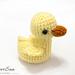 Amigurumi Duckling pattern