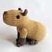 Amigurumi Capybara pattern