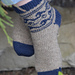 Elliot Point Socks pattern