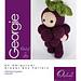 Georgie the grapes boy pattern