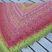 Honeysuckle Shawl pattern