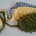springy headband pattern