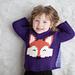 Woodland Fox Pullover pattern