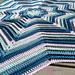 Radiant Star blanket pattern