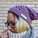 Almost a Granny Slouch Hat pattern