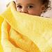 Sunny Baby Blanket pattern