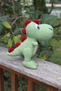 Dinosaur Crochet Patterns – For Your Dino Lover - A More Crafty Life | 320x213