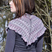 Moondust Shawl pattern