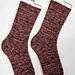 Dérive Socks pattern
