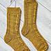 Spring Showers Socks pattern