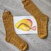 Paris Socks pattern