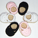 "Espadrille Sandals - 18"" American Girl Doll Shoes pattern"