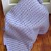 Ava-Lynn Baby Blanket pattern