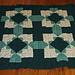Windwalker Quilt Lapghan pattern