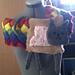 Nyan Cowl pattern