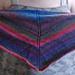 Stockinette Shawl pattern