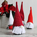 Scandinavian Christmas Gnome pattern