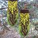 Deer Portrait 2 pattern