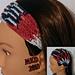 Retro Headband / Hairwrap pattern