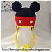 Mickey Mouse Earflap Beanie pattern