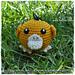 Chibi Psyduck (pokemon) pattern