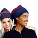 Jenni Tunisian Hat pattern
