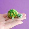 Ravelry: Tiny Turtle pattern by Anna Hrachovec