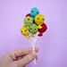 Tiny Balloons pattern