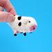 Tiny Cow pattern