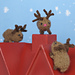 Tiny Reindeer pattern